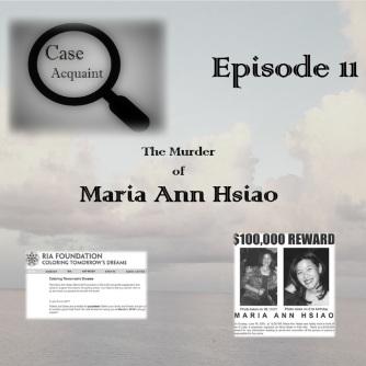 Maria Hsaio1