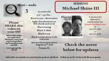 Michael shine4